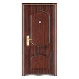 Steel security door -FX-F0041-HF