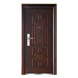 Steel security door -FX-F0296-BY