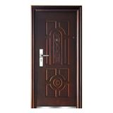 Steel security door -FX-F0296-BY