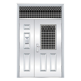 Stainless steel door -FXSS-010