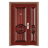 Steel security door -FX-S249Z