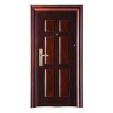 Steel security door -FX-A0003