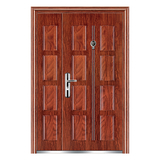 Steel security door -FX-S015Z