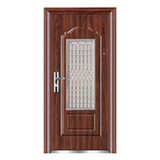 Steel security door -FX-G0862