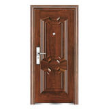 Steel security door -FX-B0367