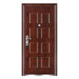 Steel security door -FX-A0212