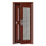 Steel security door -FX-H0876