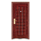 Steel security door -FX-C0190