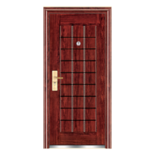 Steel security door-FX-C0190