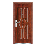 Steel security door -FX-B0366