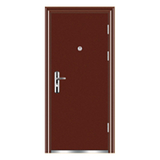 Steel security door -FX-A0120