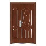 Steel security door -FX-A0137
