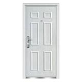 Steel security door -FX-A0104