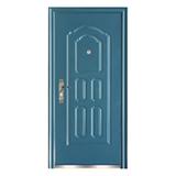 Steel security door -FX-A0101