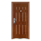 Steel security door -FX-C0140