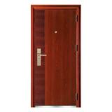 Steel security door -FX-A0004