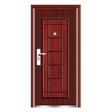 Steel security door -FX-A0146