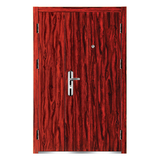 Steel security door -FX-S287Z