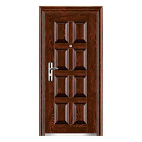 Steel security door-FX-A0105