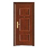 Steel security door -FX-K0005