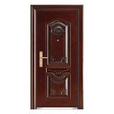 Steel security door -FX-F0022-QJ