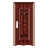 Steel security door -FX-F0233-BY