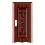 Steel security door -FX-F0233-BY