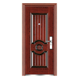 Steel security door -FX-B0249