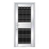 Stainless steel door -FX-1006