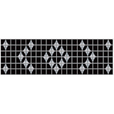 Stainless steel grilles -FX-8001