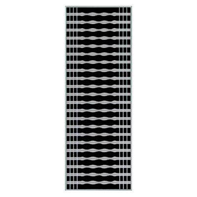 Stainless steel grilles-FXS-385