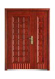 steel wooden door -fxgm-a342