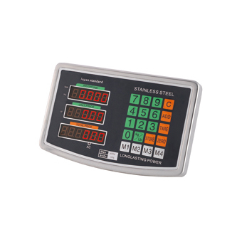 Electronic platform scale display-T-602