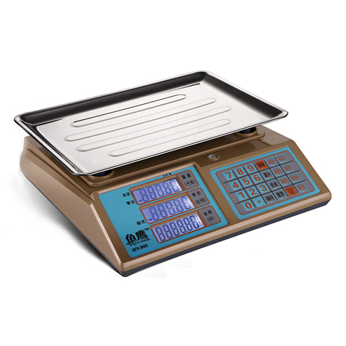Electronic pricing scale-ACS-800T