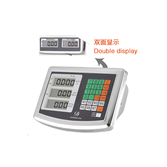 Electronic platform scale display-T-607/607D