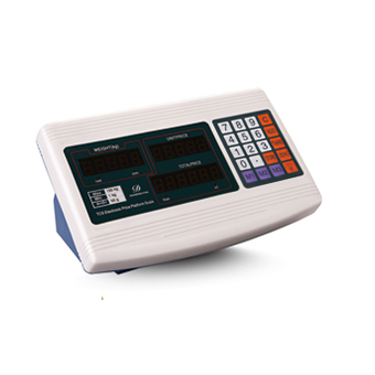 Electronic platform scale display-T-588