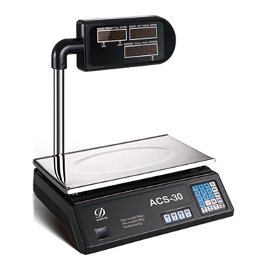 Multi function printing scale,Pricing scale-ACS-D2