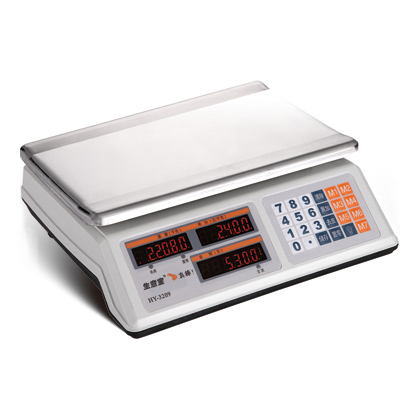 Electronic pricing scale-ACS-3209