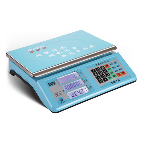 Electronic pricing scale-ACS-789
