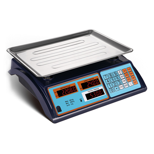 Electronic pricing scale-ACS-807T