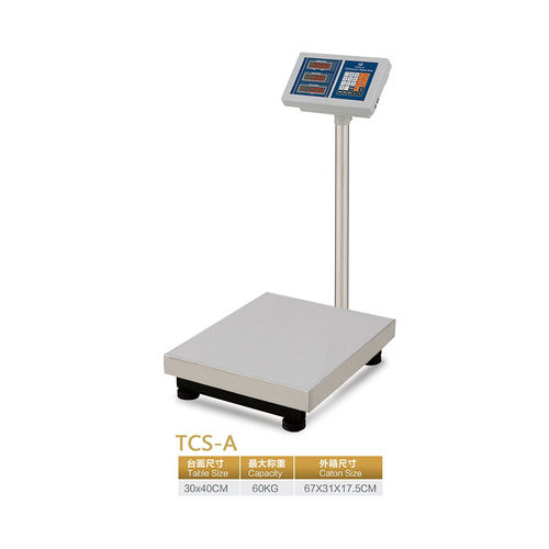 Electronic scales-TCS-A
