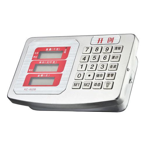 Electronic platform scale display-TCS-602B