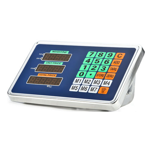 Electronic platform scale display-T-601