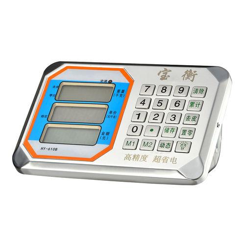 Electronic platform scale display-TCS-610B