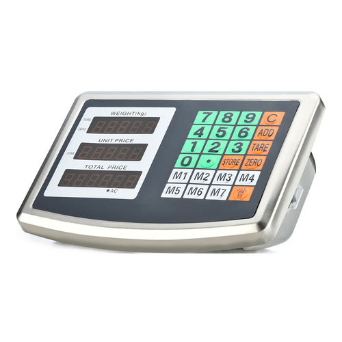 Electronic platform scale display-T-607