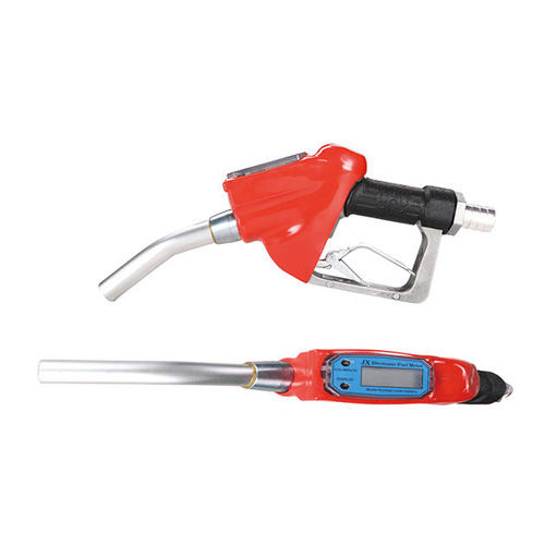 Diesel engine oil pump parts-Electronic measurement refueling gun