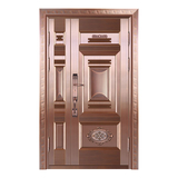 Composite copper art door -ZM-9173