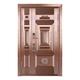 Composite copper art door-ZM-9173