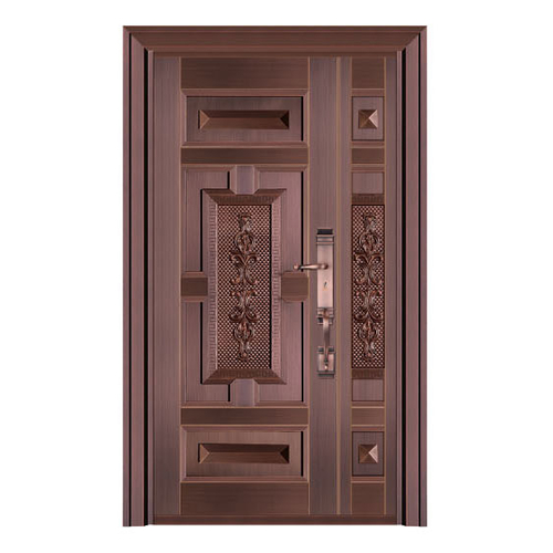 Composite copper art door-KC-9192
