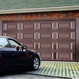 Copper art garage door -TCK-9198